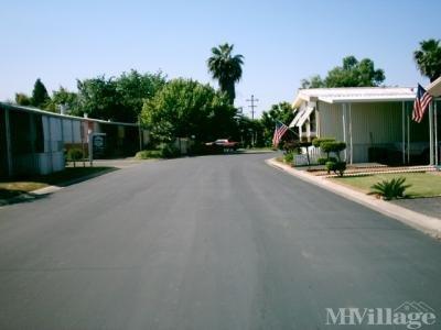 Mobile Home Park in Fresno CA