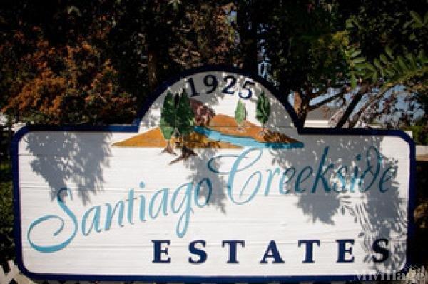 Photo of Santiago Creekside Estates, Orange, CA