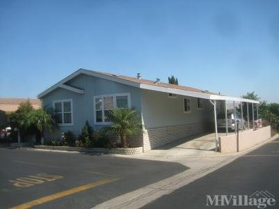 Mobile Home Park in Brea CA