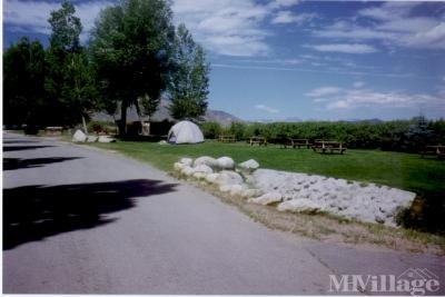 Mobile Home Park in Crowley Lake CA