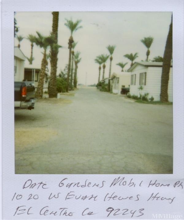 Photo of Date Gardens Mobile Home Park, El Centro, CA