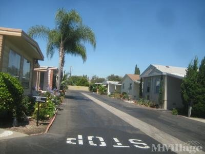 Mobile Home Park in Garden Grove CA