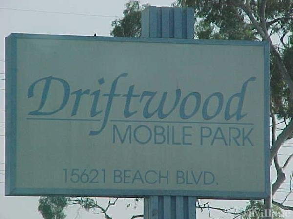 Photo of Driftwood Mobile Park, Westminster, CA