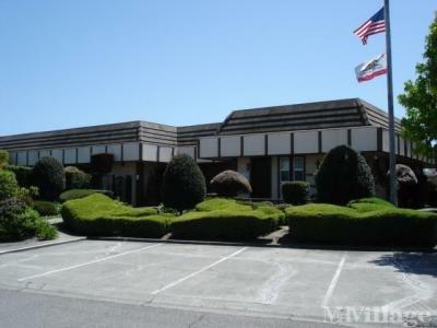 Mobile Home Park in Hayward CA