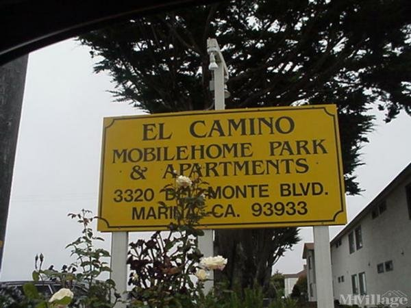 Photo of El Camino Mobile Home Park, Marina, CA