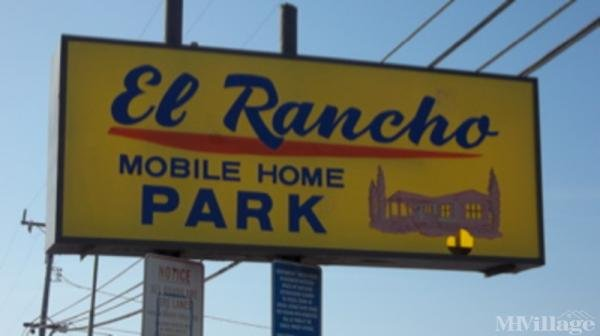Photo of El Rancho Mobile Home Park, Marina, CA