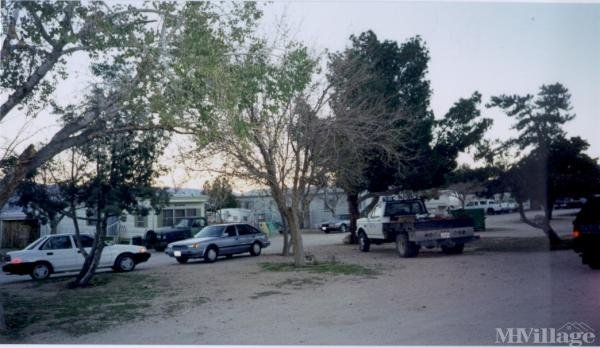 Photo of Foothill Mobile Home Park, Lone Pine, CA
