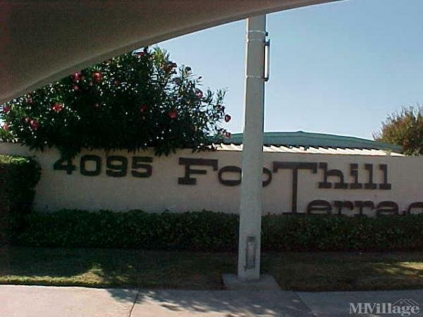 Photo of Foothill Terrace Mobile Home Park, La Verne, CA