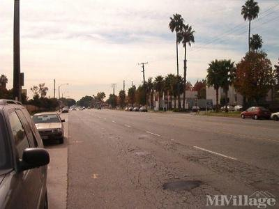 Mobile Home Park in Long Beach CA
