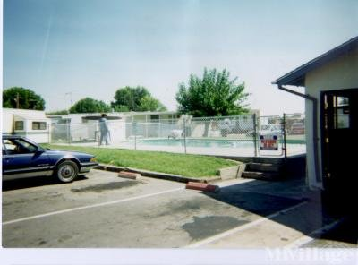 Mobile Home Park in Turlock CA