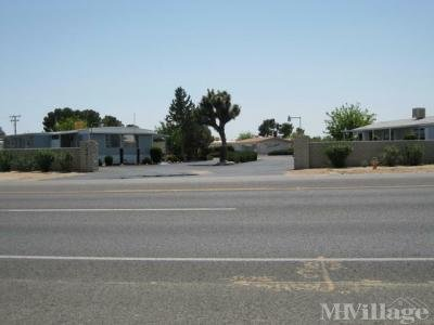 Mobile Home Park in Victorville CA