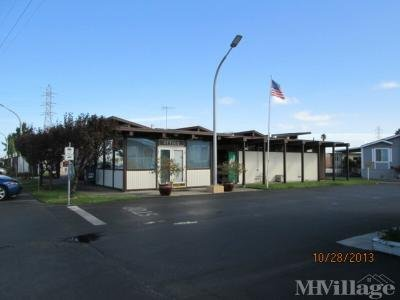 Mobile Home Park in Redwood City CA