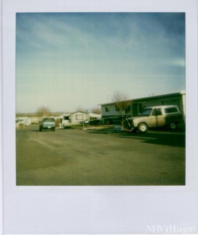 Mobile Home Park in Susanville CA