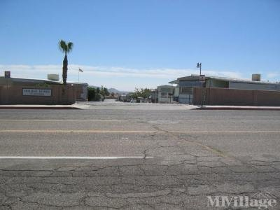 Mobile Home Park in Barstow CA