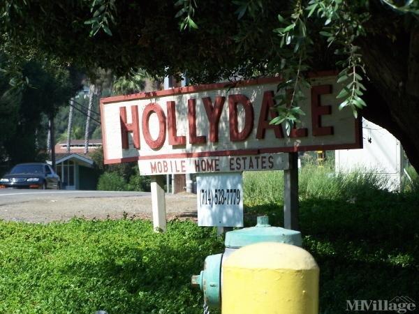 Photo of Hollydale Mobile Home Estates, Brea, CA
