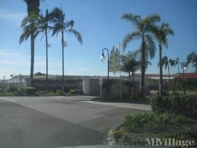 Mobile Home Park in Huntington Beach CA