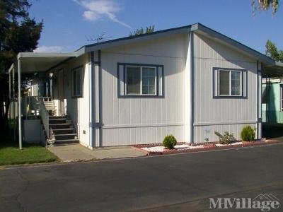 Mobile Home Park in Woodland CA