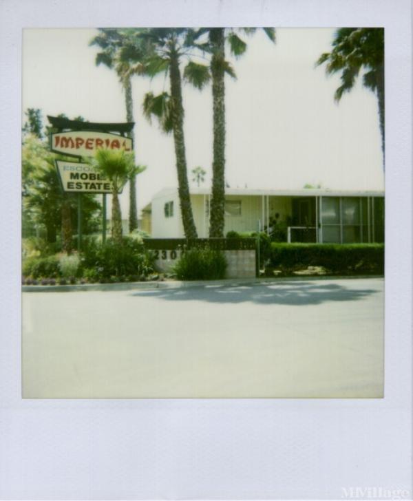 Photo of Imperial Mobile Estates, Escondido, CA