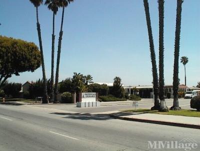 Mobile Home Park in Oxnard CA