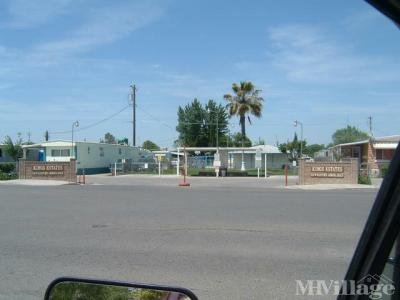 Mobile Home Park in Lemoore CA