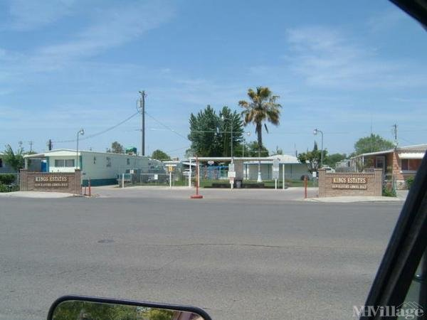 Photo of Kings Mobile Home Estates, Lemoore, CA