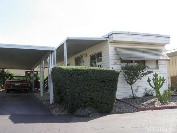 Photo of La Cumbre Mobile Home Park, Santa Barbara, CA