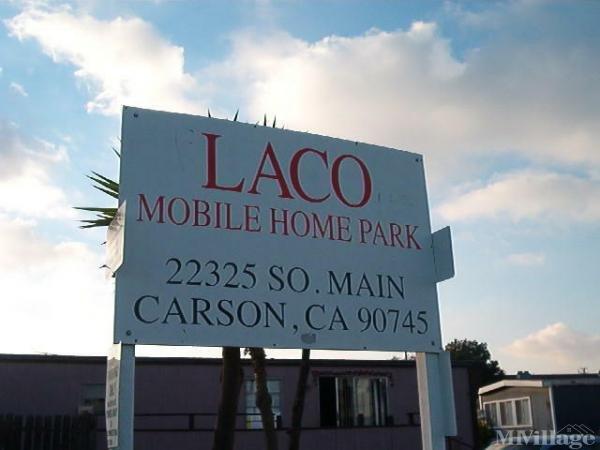 Photo of Laco Mobile Home Park, Carson, CA