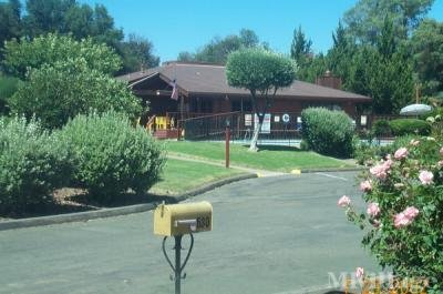 Mobile Home Park in Ukiah CA