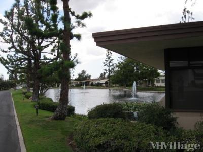 Mobile Home Park in Yorba Linda CA
