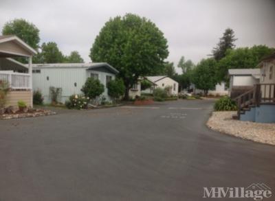 Mobile Home Park in Petaluma CA