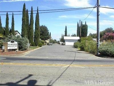 Mobile Home Park in Live Oak CA