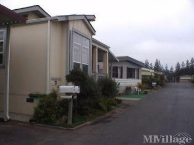 Mobile Home Park in Capitola CA
