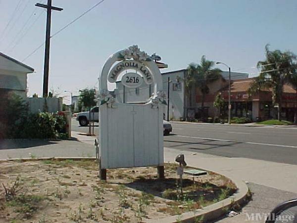 Photo of Magnolia Lane Mobile Home Park, Fullerton, CA
