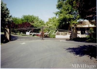 Mobile Home Park in Wilton CA