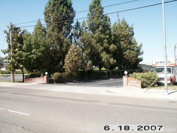 Photo of Mchenry Mobile Manor, Modesto, CA