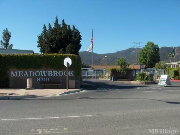 Photo of Meadowbrook, Santee, CA