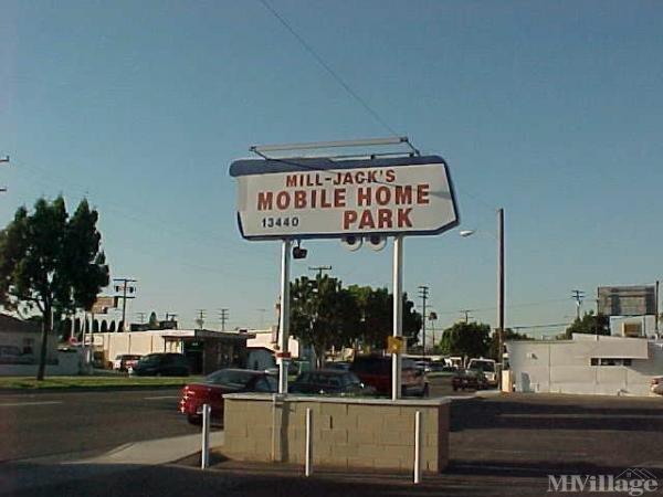 Mill-jacks Mobile Home Park Mobile Home Park in Bellflower, CA