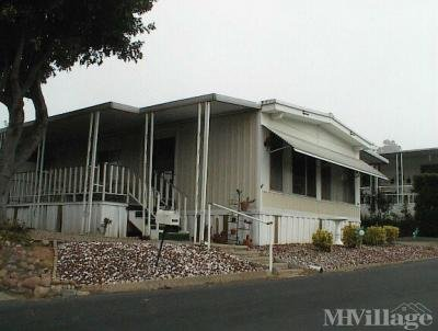 Mobile Home Park in Ojai CA