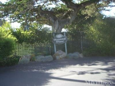 Mobile Home Park in Pacific Grove CA