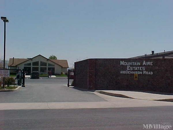 Photo of Mountain Aire Estates, Tehachapi, CA