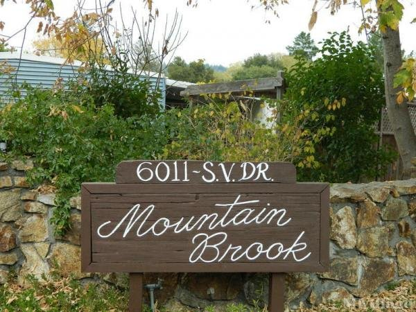 Photo of Mountain Brook Mobile Home Park, Scotts Valley, CA