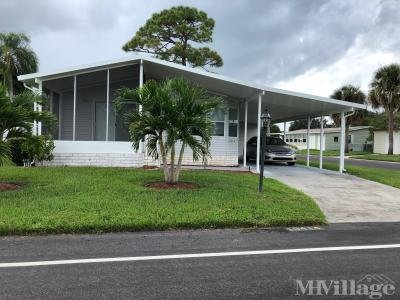 Mobile Home Park in Indiantown FL