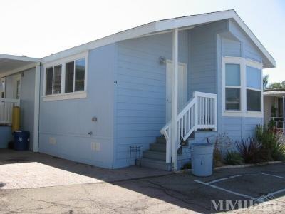Mobile Home Park in Santa Barbara CA