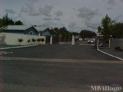 Mobile Home Park in Ione CA