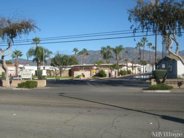 Photo of Oasis Mobile Home Estates, Upland, CA