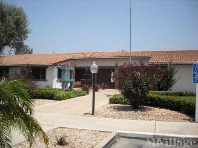 Mobile Home Park in Redlands CA