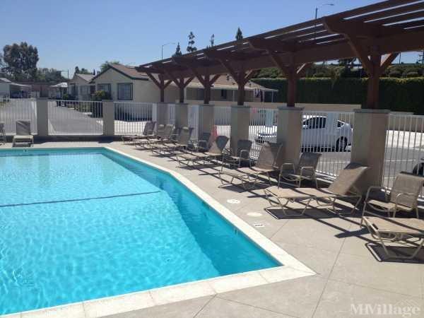 Photo of Orange Mobile Home Park, Orange, CA