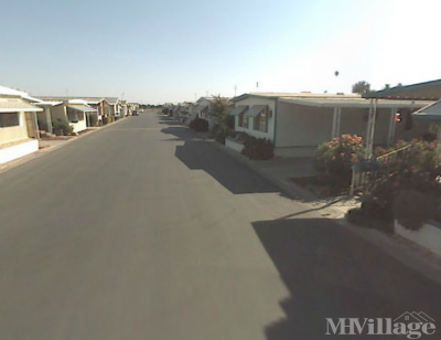 Mobile Home Park in Lindsay CA