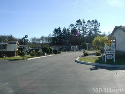 Mobile Home Park in Crescent City CA