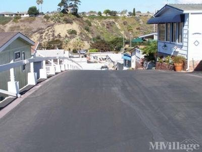 Mobile Home Park in San Clemente CA